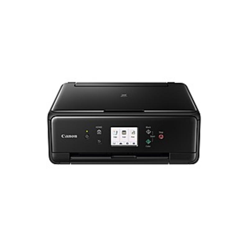 Canon PIXMA TS TS6120 Inkjet Multifunction Printer - Color - Copier/Printer/Scanner - 4800 x 1200 dpi Print - Automatic Duplex Print - 1200 dpi Optica