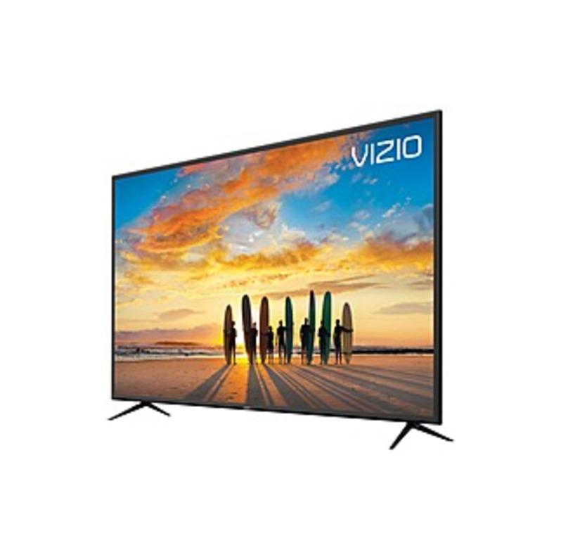 """VIZIO V V655-G9 64.5"""" Smart LED-LCD TV - 4K UHDTV - Black - Full Array LED Backlight - Google Assistant, Alexa Supported"""