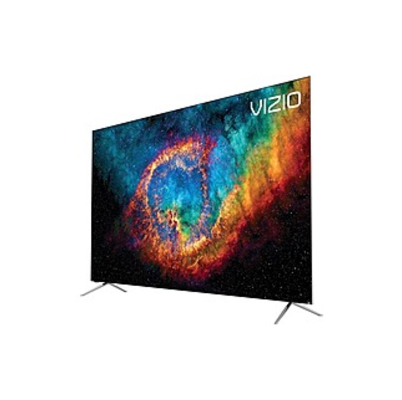 "VIZIO PX PX65-G1 64.5"" Smart LED-LCD TV - 4K UHDTV - Black - Quantum Dot LED Backlight - Alexa, Google Assistant Supported"