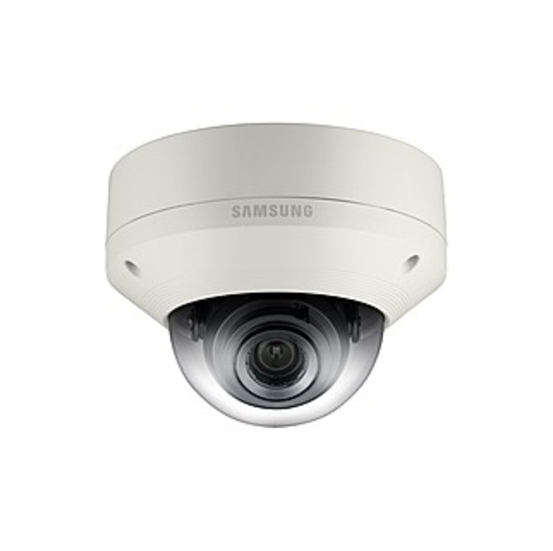 Hanwha Techwin SNV-7084 3 Megapixel Network Camera - 2048 x 1536 - 2.8x Optical - Exmor CMOS - Fast Ethernet