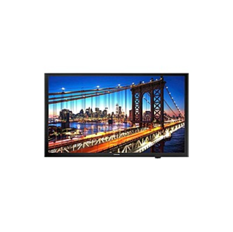"Samsung 693 HG32NF693GF 32"" Smart LED-LCD Hospitality TV - HDTV - Black - LED Backlight - Dolby Digital Plus"