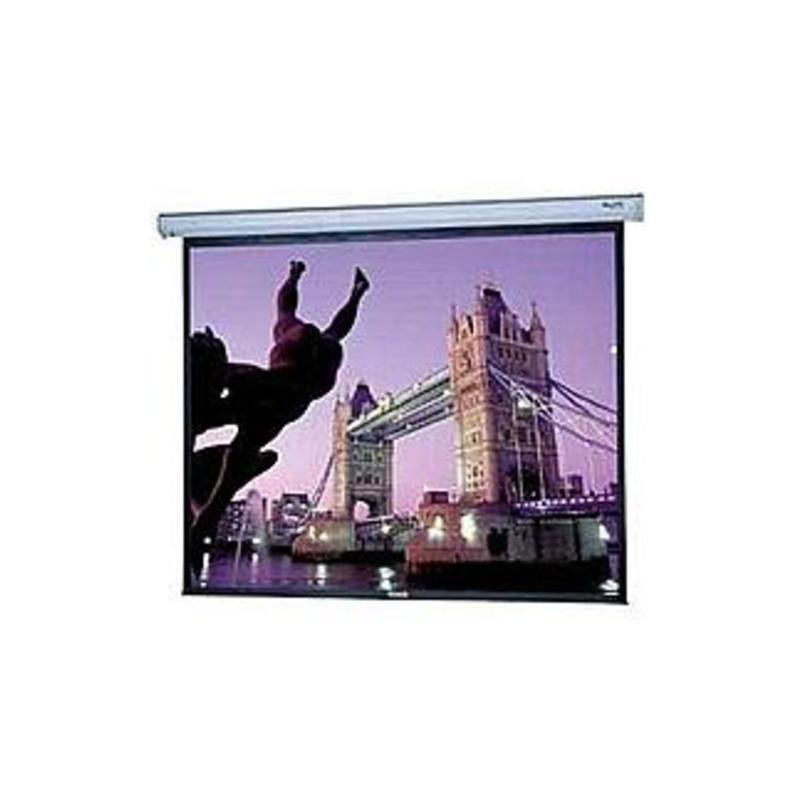 """Image of """"Da-Lite Cosmopolitan Electrol Projection Screen - 58"""""""" x 104"""""""" - Matte White - 119"""""""" Diagonal"""""""