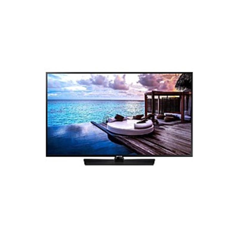 "Samsung 670 HG55NJ670UF 55"" LED-LCD Hospitality TV - 4K UHDTV - LED Backlight"