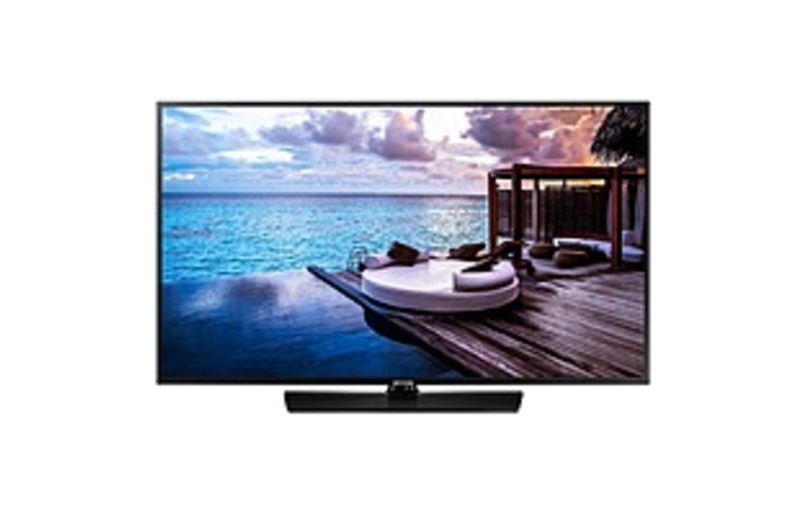 "Samsung 690 HG43NJ690UFXZA 43"" Smart LED-LCD Hospitality TV - 4K UHDTV - LED Backlight"