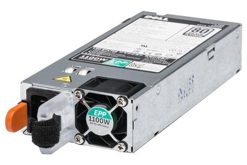 Image of Dell 450-ADWM Redundant Power Supply for PowerEdge Models - 1100W