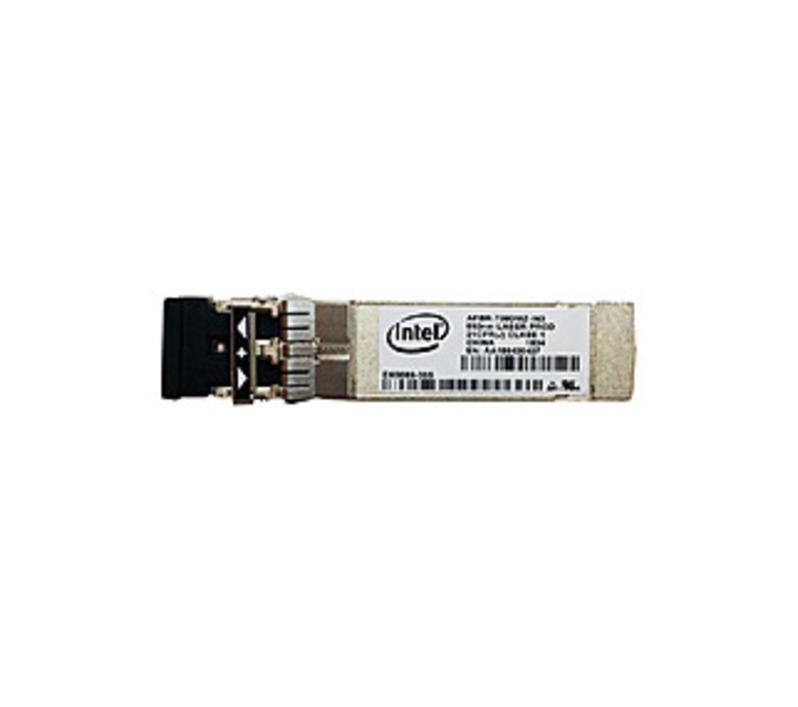 http://www.techforless.com - Dell Intel XYD50 10GBase SPF + Optical Transceiver Module – 10 Gbps – 3.3V 21.49 USD