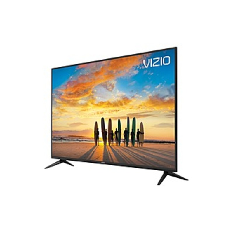 "VIZIO V V556-G1 54.5"" Smart LED-LCD TV - 4K UHDTV - Black - Full Array LED Backlight - Google Assistant, Alexa Supported"