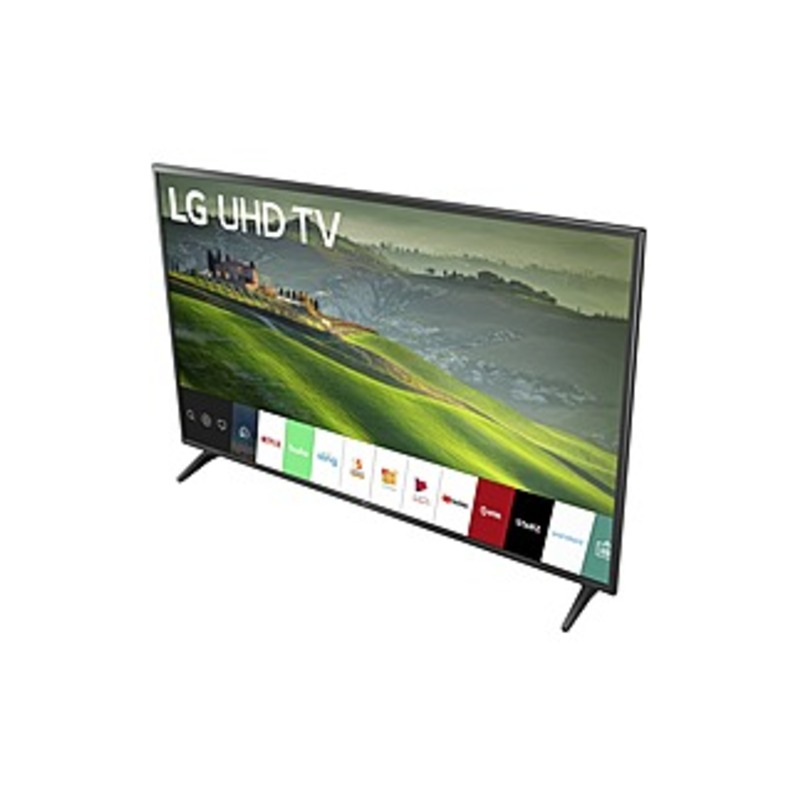 "LG UM6900 49UM6900PUA 48.5"" Smart LED-LCD TV - Direct LED Backlight - Alexa Supported - WebOS - DTS HD"
