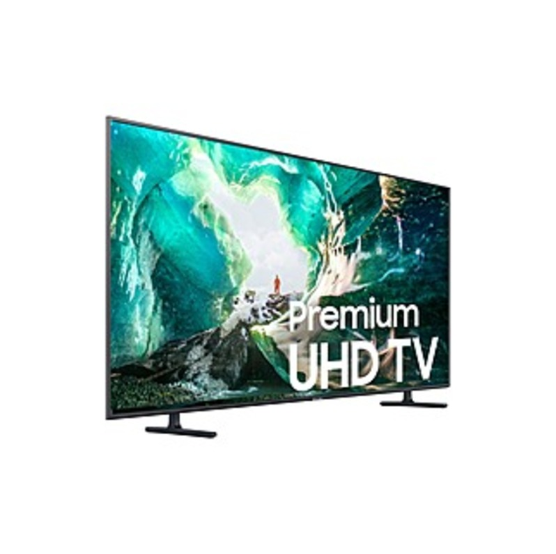 Samsung UN49RU8000F 49-inch 4K UHD LED Smart TV - 3840 x 2160 - Motion Rate 240 - Bixby, Alexa, Google Assistant Supported - Wi-Fi - HDMI