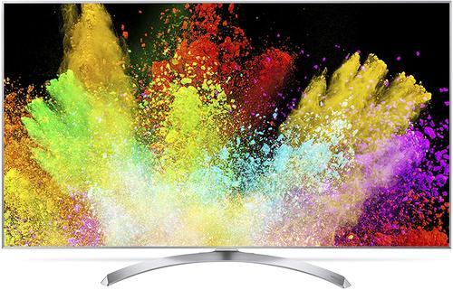 LG 55SJ8000 55-inch 4K Ultra HD LED Smart TV - 3840 x 2160 - TruMotion 240Hz - DTS HD, ULTRA Surround - Wi-Fi - HDMI