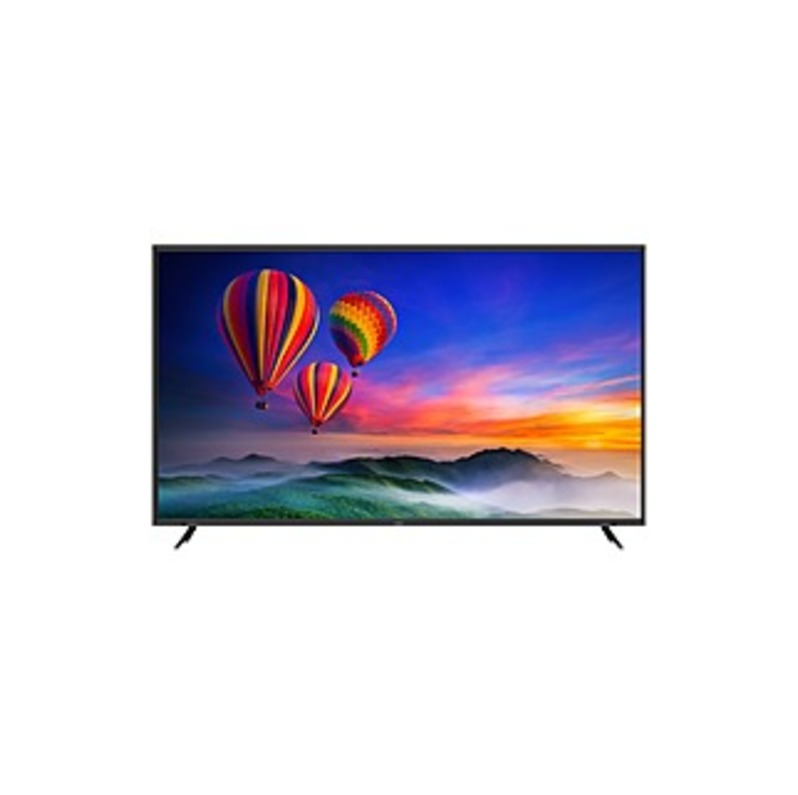 VIZIO E E75-F1 75-inch 4K UHD LED Smart TV - 3840 x 2160 - Clear Action 240 - Google Assistant Supported - Wi-Fi - HDMI