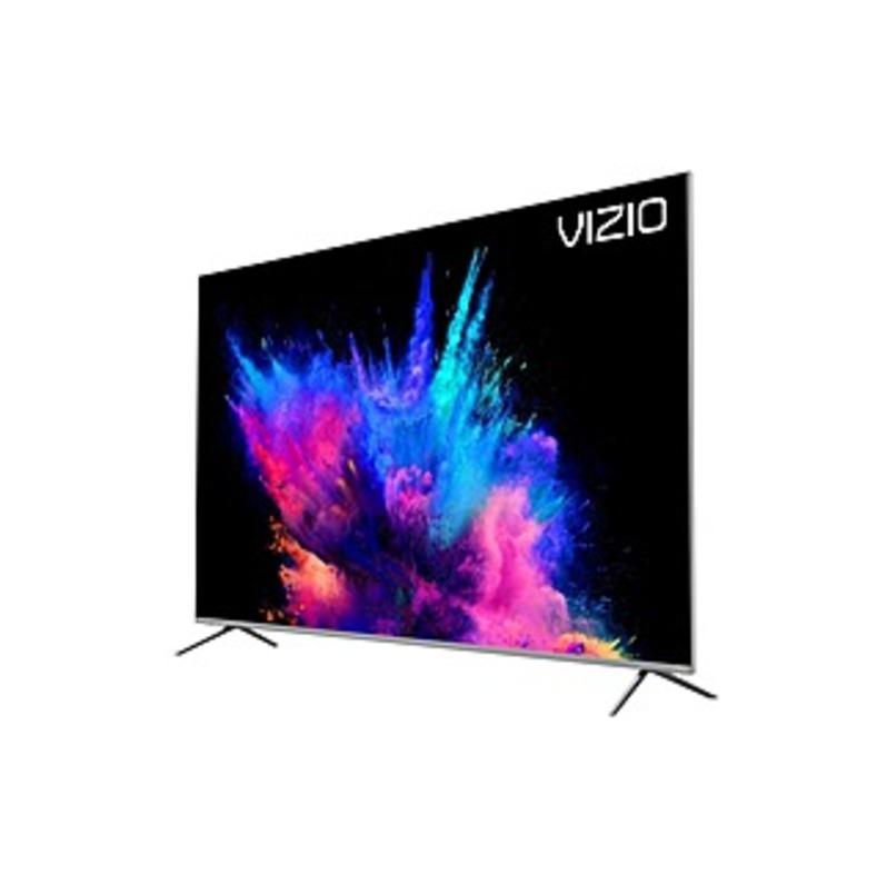 "VIZIO P P759-G1 74.5"" Smart LED-LCD TV - 4K UHDTV - Silver - Quantum Dot LED Backlight - Alexa, Google Assistant Supported"