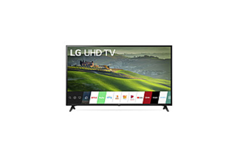 LG 65UM6900PUA 65 Inch 4K Smart UHD TV - Wi-Fi - Amazon Alexa - Google Home - Black