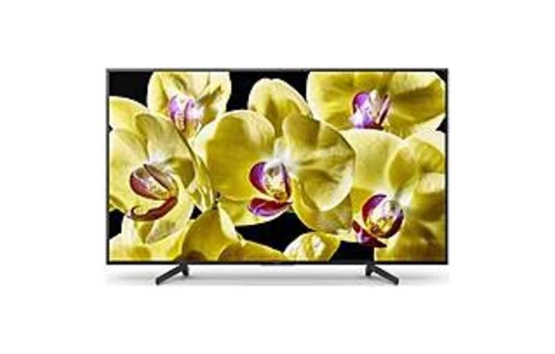 "Sony BRAVIA X800G XBR-65X800G 64.5"" Smart LED-LCD TV - 4K UHDTV - Black, Matte Black - Direct LED Backlight - Alexa, Google Assistant Supported - Andr"