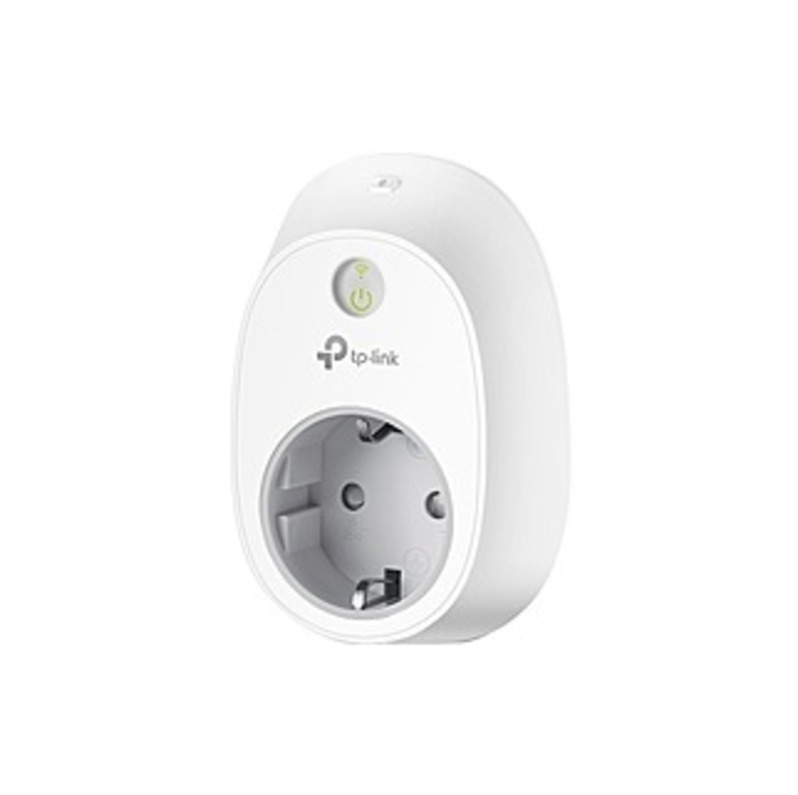 TP-Link Wi-Fi Smart Plug (HS100) - No Hub Required, Wi-Fi, Control your Devices from Anywhere, Works with Alexa and Google Assistant