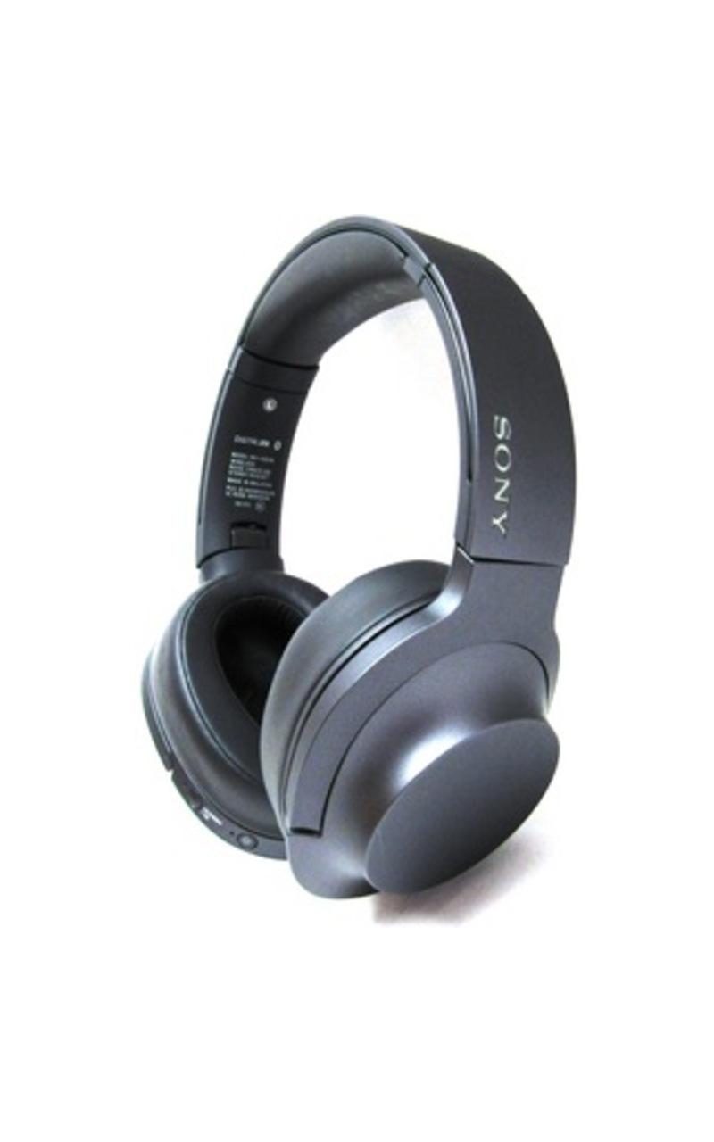 http://www.techforless.com - SONY WH-H900N H.Ear on 2 Wireless Headphones – Bluetooth – Noise-Canceling – Black 71.49 USD