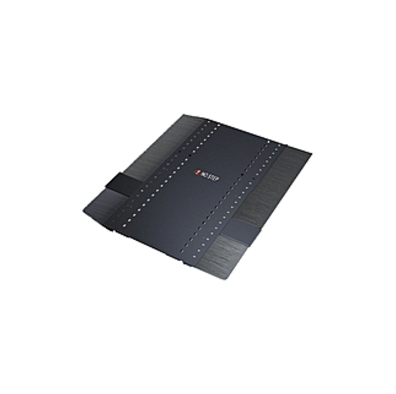 """Image of """"APC by Schneider Electric AR7252 Networking Roof - Black - 0.9"""""""" Height - 29"""""""" Width - 40.9"""""""" Depth"""""""