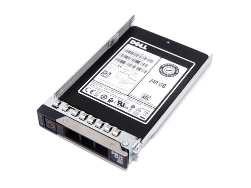 Image of Dell 24RW7 SATA 2.5-Inch Internal Solid Drive - 240 GB - 6 Gbps