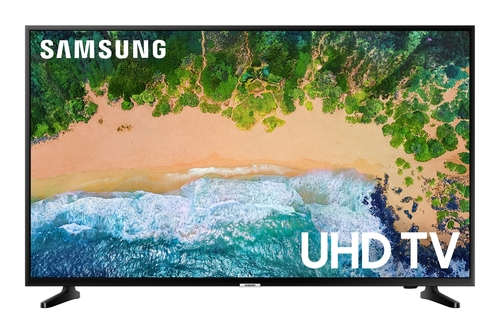 SAMSUNG UN43NU6900B 43-Inch LED 4K UHD Smart TV - 2160p - 120 Hz - Wi-Fi - 2 x HDMI - 1 x USB