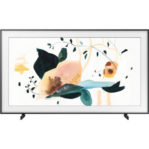 Samsung QN55LS03TAF 55-Inch QLED Ultra HD HDR 4K Smart TV The Frame Series - 3840 x 2160p - Wi-Fi - Alexa - Google Assistant - Black