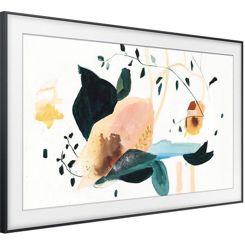 Samsung QN75LS03TA 75-Inch QLED Ultra HD HDR 4K Smart TV The Frame Series 3840 x 2160p - 120 Hz - Wi-Fi - Alexa - Google Assistant - Black