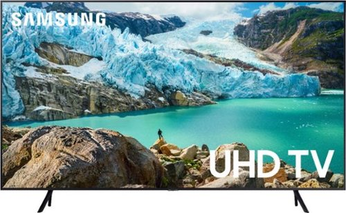 Samsung UN70NU6900F NU6900 70-Inch Crystal Ultra HD HDR 4K Smart TV 3840 x 2160 - 120MR - Wi-Fi - Bluetooth - Alexa - Google Assistant - Black
