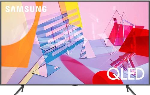 Samsung QN85Q60TAF Q60T Series 85-Inch 4K Ultra HD Smart QLED TV - 3840 x 2160 - 16:9 -HDR - Wi-Fi - Alexa - Google Assistant - Titan Gray