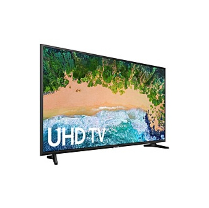 "Samsung 6900 UN50NU6900 49.5"" Smart LED-LCD TV - 4K UHDTV - Charcoal Black, Dark Gray - LED Backlight - Dolby Digital Plus"