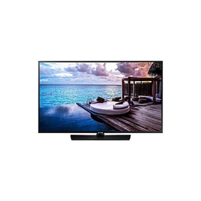 "Samsung 690 HG75NJ690UFXZA 75"" Smart LED-LCD Hospitality TV - 4K UHDTV - LED Backlight"