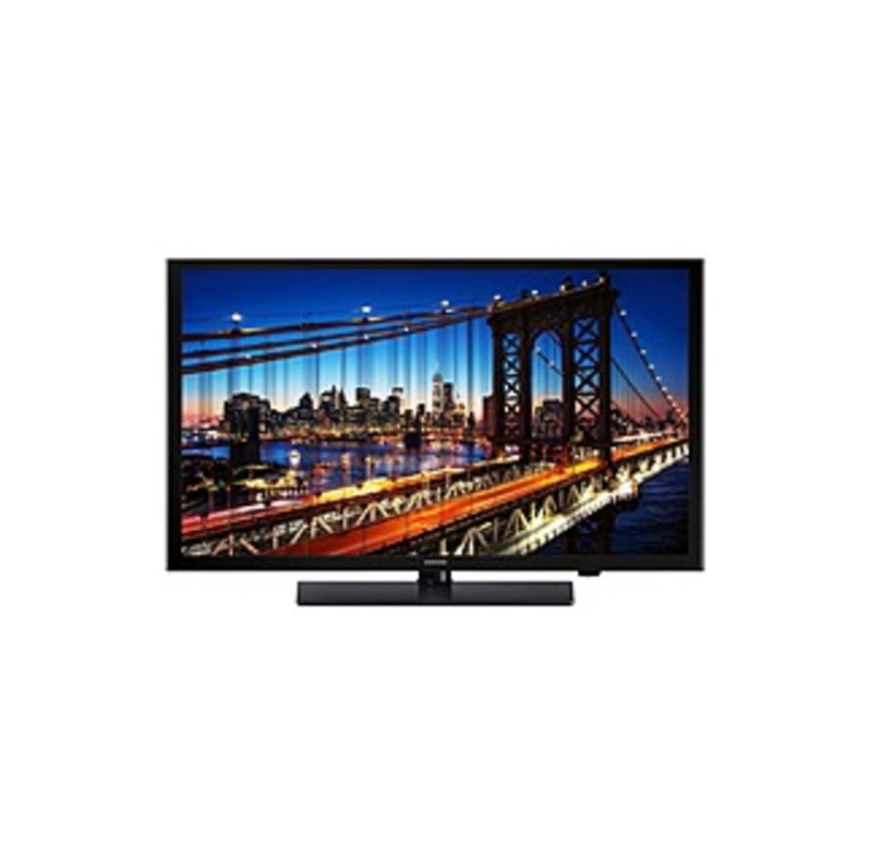 "Samsung 690 HG49NF690GF 49"" Smart LED-LCD Hospitality TV - HDTV - Glossy Black - LED Backlight - Dolby Digital Plus"