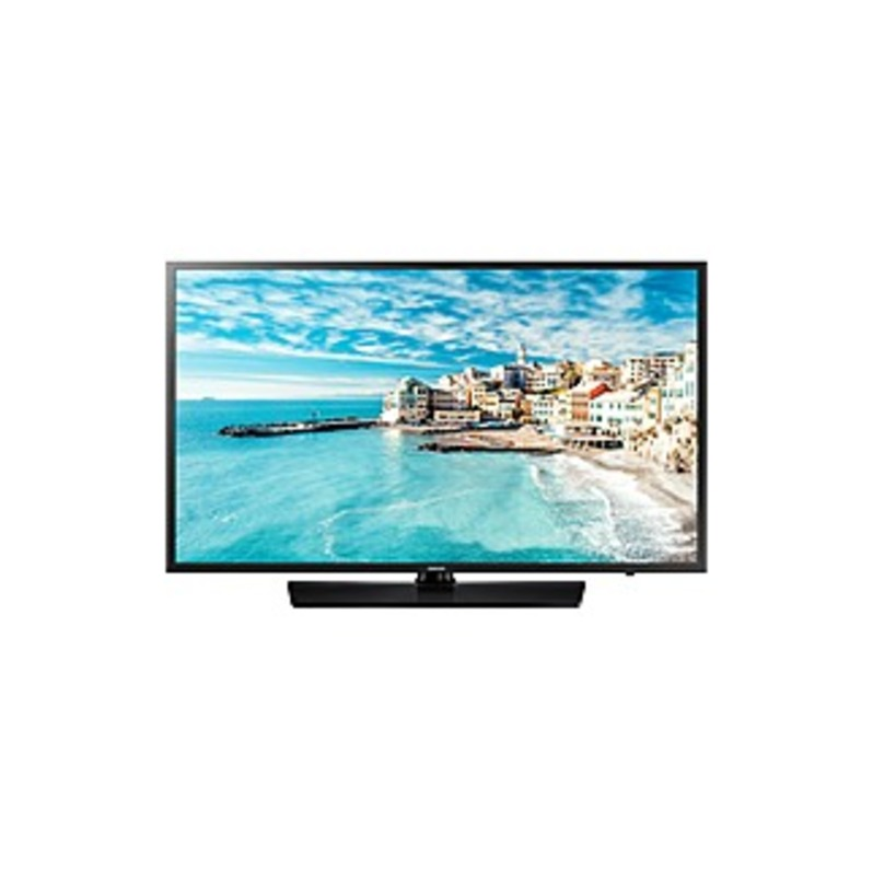 "Samsung 470 HG40NJ470MF 40"" LED-LCD Hospitality TV - HDTV - Black Hairline - Direct LED Backlight - Dolby Digital Plus"