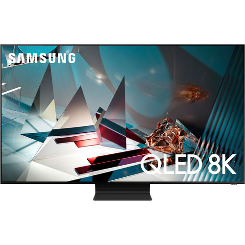 Samsung QN82Q800TAF 82-Inch Class Q800T 8K Ultra HD HDR QLED Smart TV - 7680 x 4320 - 240 MR - 16:9 - HDMI - Wi-Fi - Bluetooth - Alexa - Google Assist