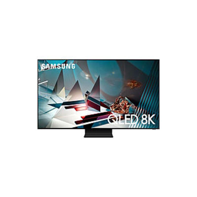 Samsung QN65Q800TA 65-Inch Class Q800T 8K Ultra HD HDR QLED Smart TV - 7680 x 4320 - 240 MR - 16:9 - HDMI - Wi-Fi 5- Bluetooth - Alexa - Google Assist