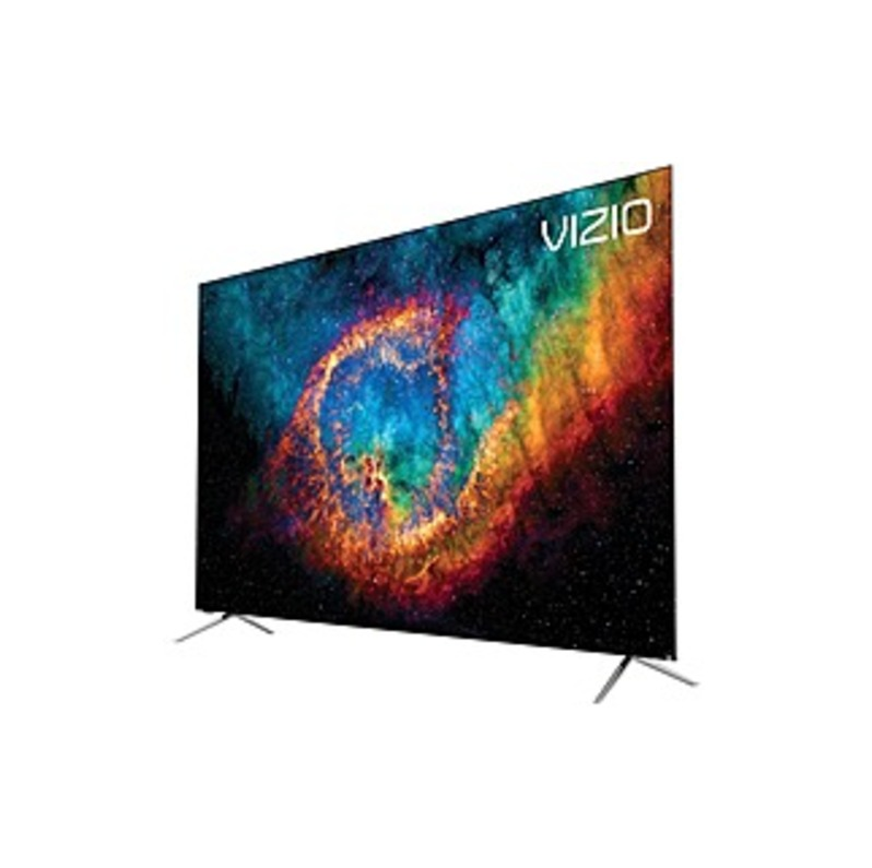 "VIZIO PX PX75-G1 74.5"" Smart LED-LCD TV - 4K UHDTV - Black - Quantum Dot LED Backlight - Alexa, Google Assistant Supported"