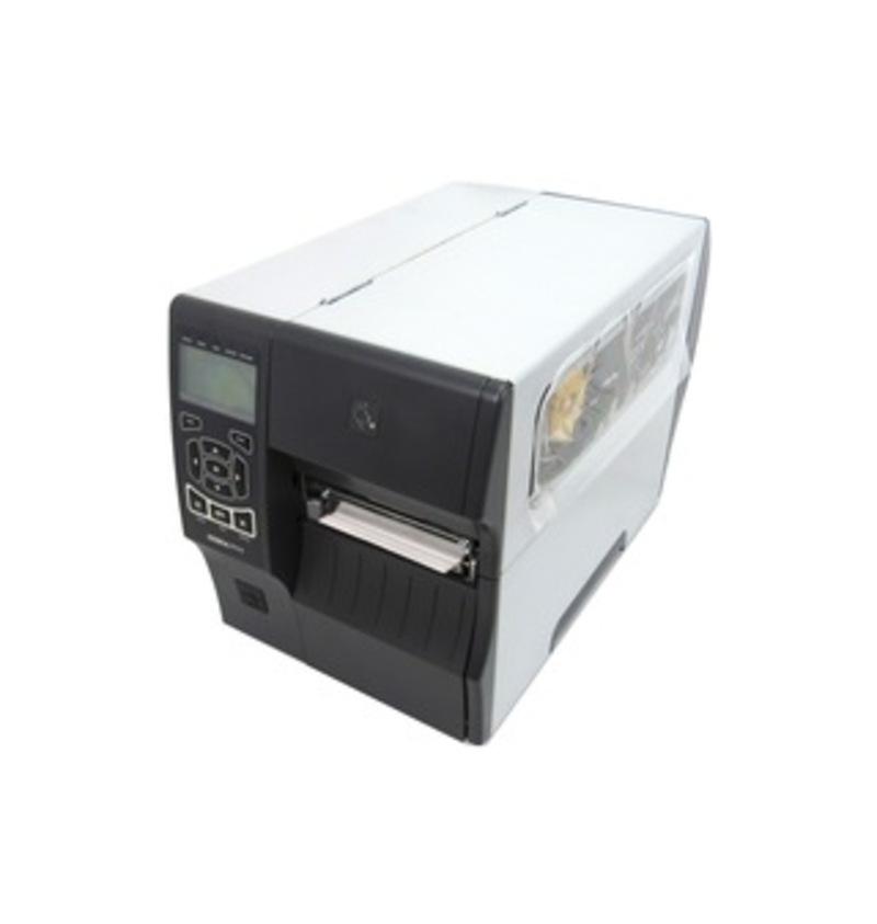 http://www.techforless.com - Zebra ZT410 Direct Thermal/Thermal Transfer Printer – Monochrome – Desktop – Label Print – 4.09″ Print Width – 14 in/s Mono – 203 dpi – Label, Continu 1807.49 USD