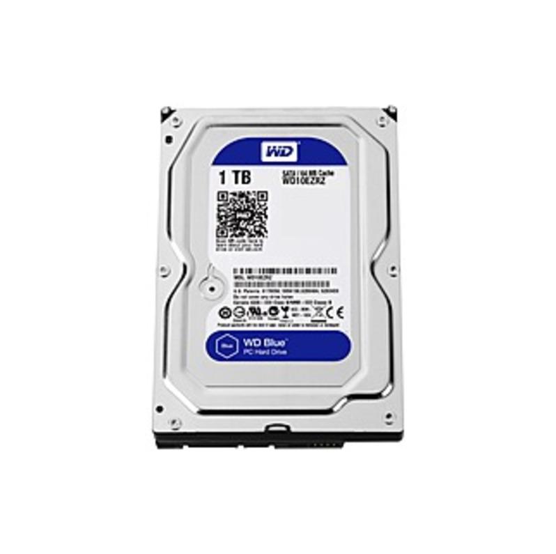 http://www.techforless.com - WD WD10EZRZ Blue 1 TB 3.5-inch SATA 6 Gb/s 5400 RPM PC Hard Drive – 5400rpm 40.97 USD