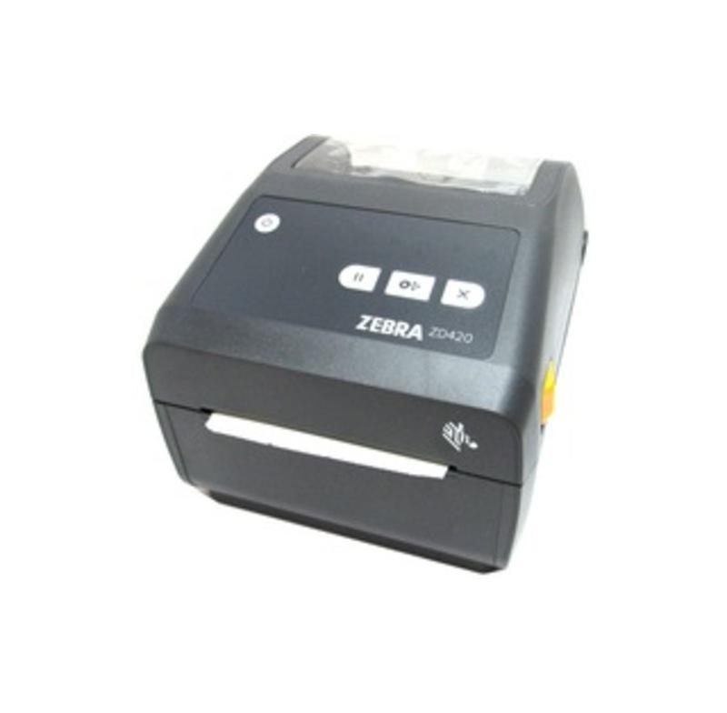 http://www.techforless.com - Zebra ZD420d Direct Thermal Printer – Monochrome – Desktop – Label/Receipt Print – 4.09″ Print Width – 5.98 in/s Mono – 203 dpi – Continuous Receipt, 338.49 USD