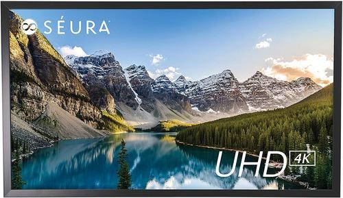 Seura Ultra Bright 65-Inch 4K Ultra HD Outdoor TV - 3840 x 2160 - 60 Hz - 1000 cd/m2 - 16:9 - Waterproof - VESA 400 x 400 mm