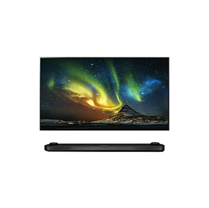 "LG Signature W7 OLED65W7P 65"" Smart OLED TV - 4K UHDTV - Black - WebOS 3.5 - DTS HD, Dolby Atmos, OLED Surround"