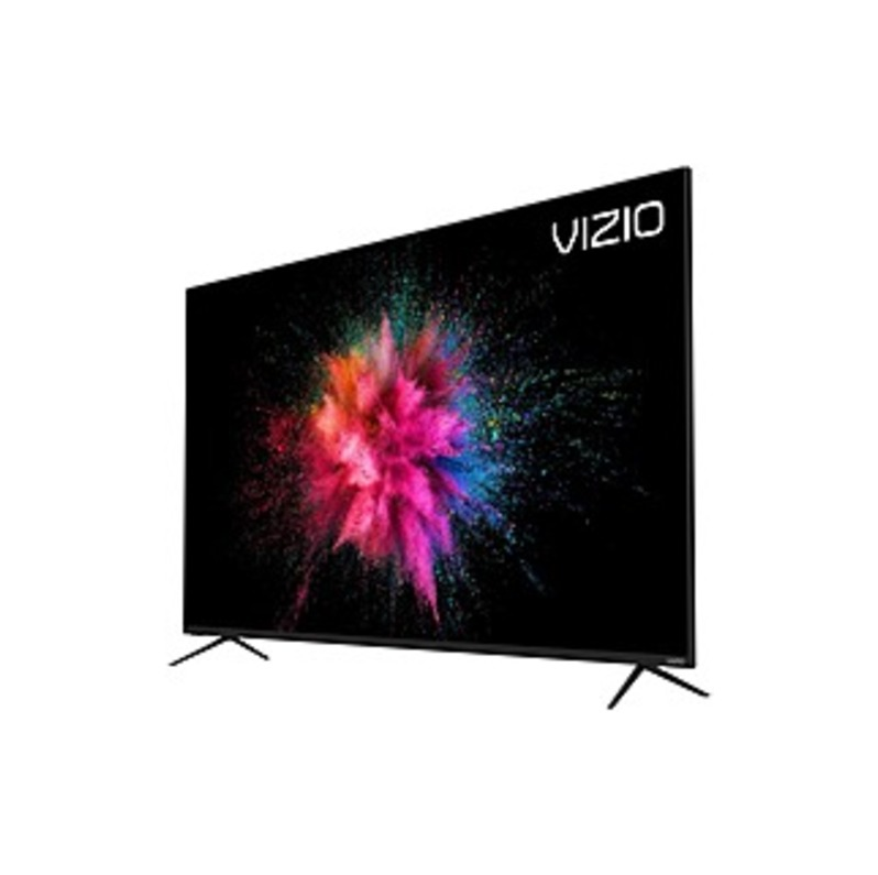 "VIZIO M M657-G0 64.5"" Smart LED TV - 4K UHDTV - Black - Quantum Dot LED Backlight - Google Assistant, Alexa Supported - 3840 x 2160 Resolution"