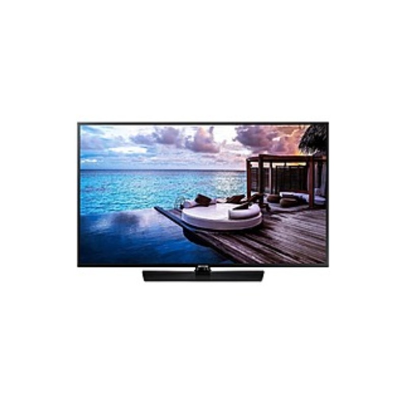 "Samsung 690 HG65NJ690UFXZA 65"" Smart LED-LCD Hospitality TV - 4K UHDTV - LED Backlight - 3840 x 2160 Resolution"