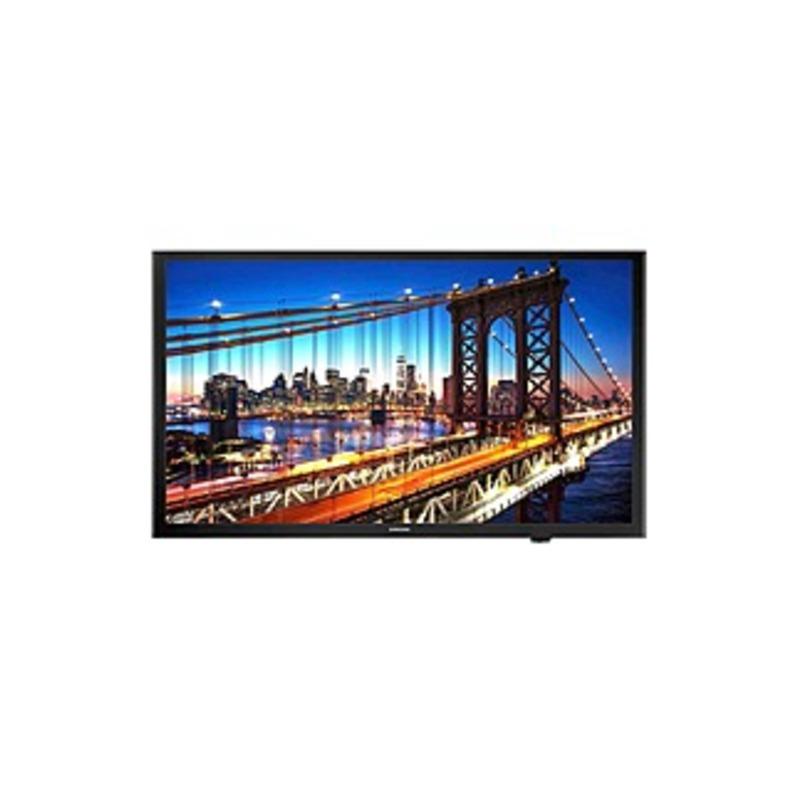 "Samsung 693 HG43NF693GF 43"" Smart LED-LCD Hospitality TV - HDTV - Black - LED Backlight - 1920 x 1080 Resolution"