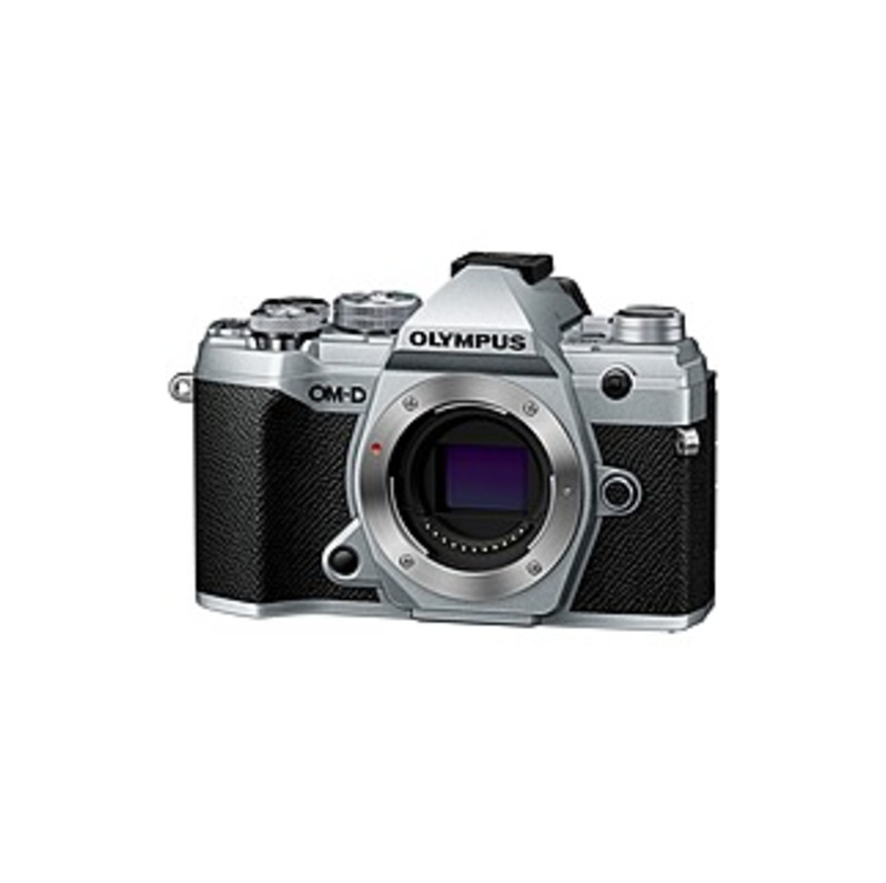 http://www.techforless.com - Olympus OM-D E-M5 Mark III 20.4 Megapixel Mirrorless Camera Body Only – Silver – Autofocus – 3″ Touchscreen LCD – 5184 x 3888 Image – 4096 x 2160 Vide 838.97 USD