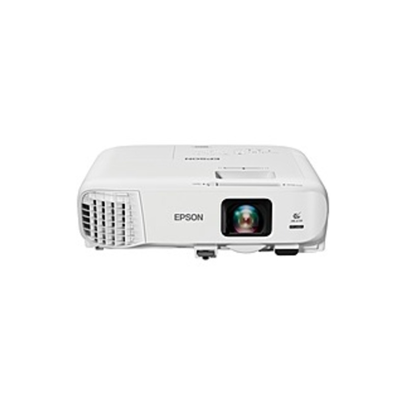 http://www.techforless.com - Epson PowerLite 2247U LCD Projector – 16:10 – 1920 x 1200 – Rear, Ceiling, Front – 5500 Hour Normal Mode – 12000 Hour Economy Mode – WUXGA – 15,000:1 931.97 USD