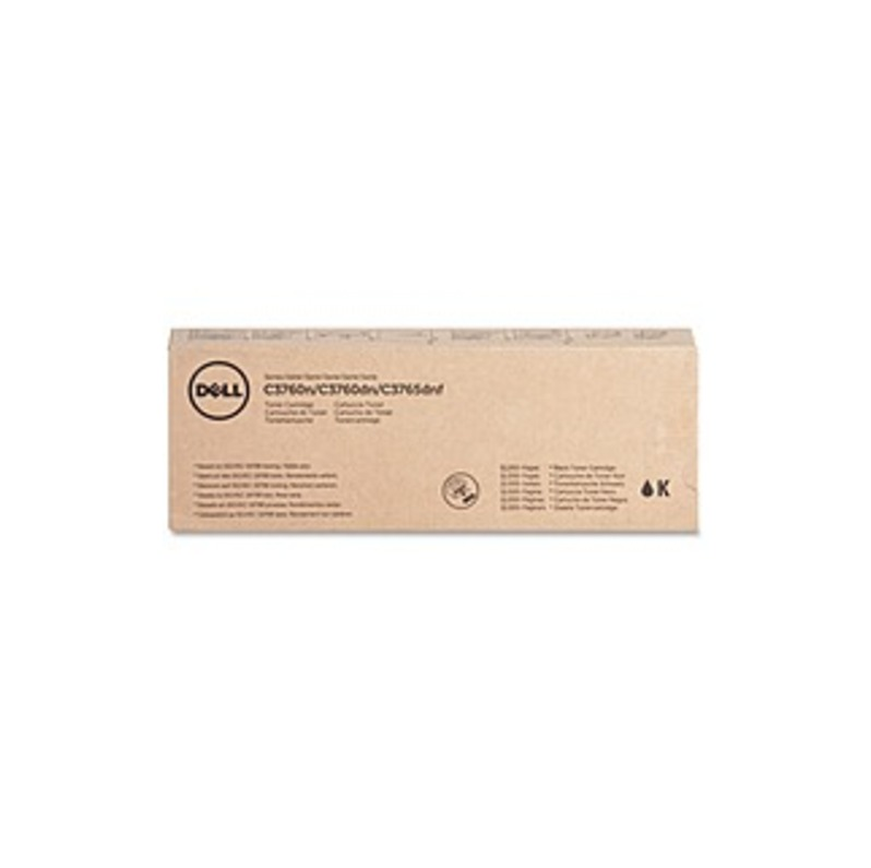 http://www.techforless.com - Dell Original Toner Cartridge – Laser – 11000 Pages – Black – 1 Each 115.97 USD