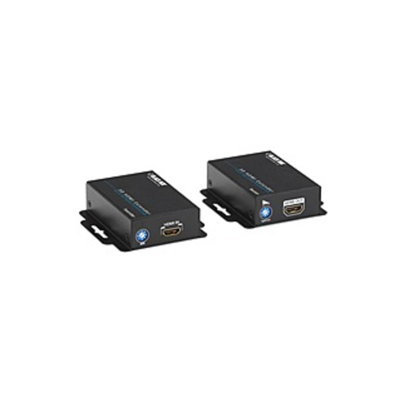 http://www.techforless.com - Black Box 3D HDMI CATx Extender – 1 Input Device – 1 Output Device – 200 ft Range – 2 x Network (RJ-45) – 1 x HDMI In – 1 x HDMI Out – Full HD – 1920 76.49 USD