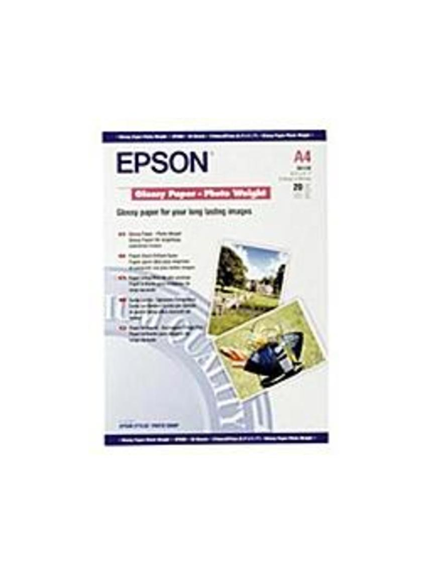 Epson S041468 11 x 14 inches Heavyweight Borderless Matte Paper