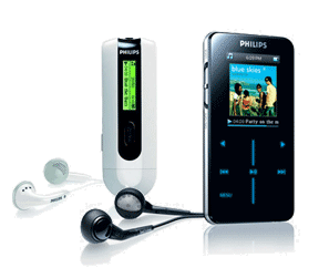 Portable Audio and MP3 Devices