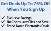 great deals when you sign up.