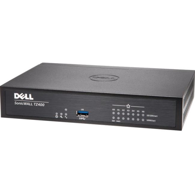 SonicWALL-TZ-TZ400-Network-Security-Firewall-Appliance